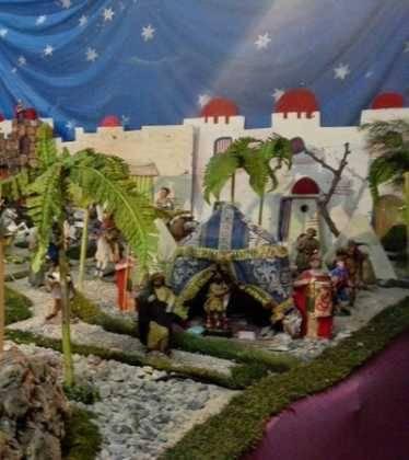 07 Belen de Jesus Lopez Escribano 22Chamusca2206 374x420 - Galería de imágenes de la III Muestra de belenes de Herencia