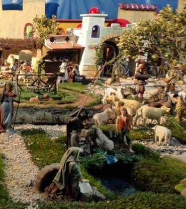 Galería de imágenes de la III Muestra de belenes de Herencia 61