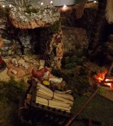 10 Belen de la Gema Gallego de la Sacristana18 374x420 - Galería de imágenes de la III Muestra de belenes de Herencia