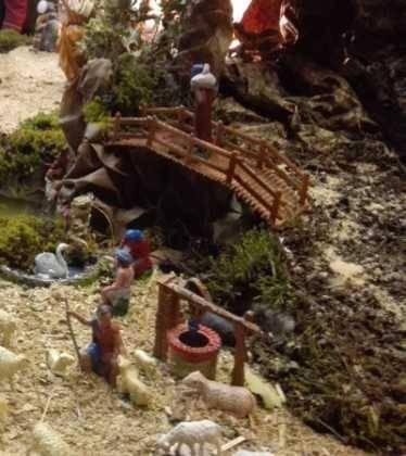 11 Belen de Ascen Diaz00 374x420 - Galería de imágenes de la III Muestra de belenes de Herencia