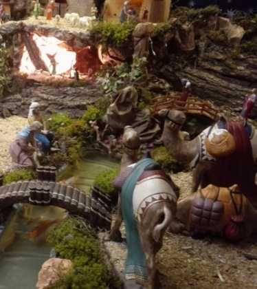 Galería de imágenes de la III Muestra de belenes de Herencia 125