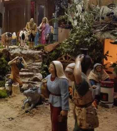 Galería de imágenes de la III Muestra de belenes de Herencia 134