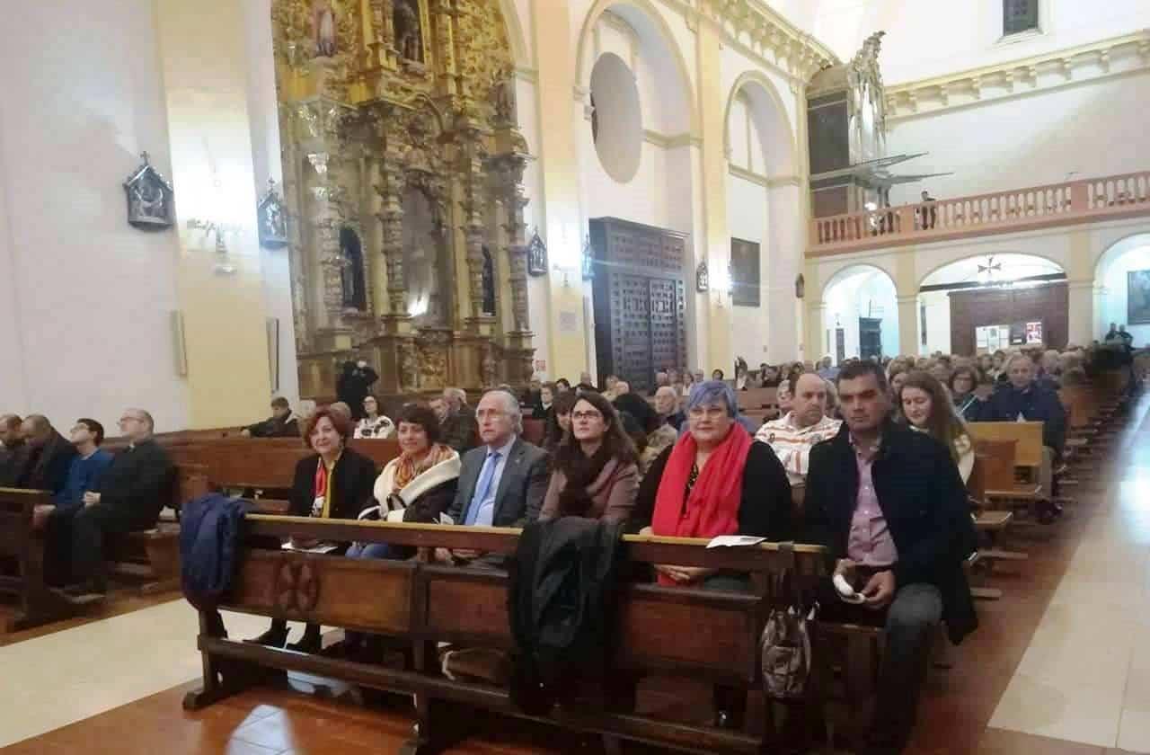 Francisco Perez Alonso en concierto de organo en Herencia 1 - Herencia acogió uno de los conciertos de la IV Ruta de los Órganos Históricos de Castilla-La Mancha que organiza el Gobierno regional