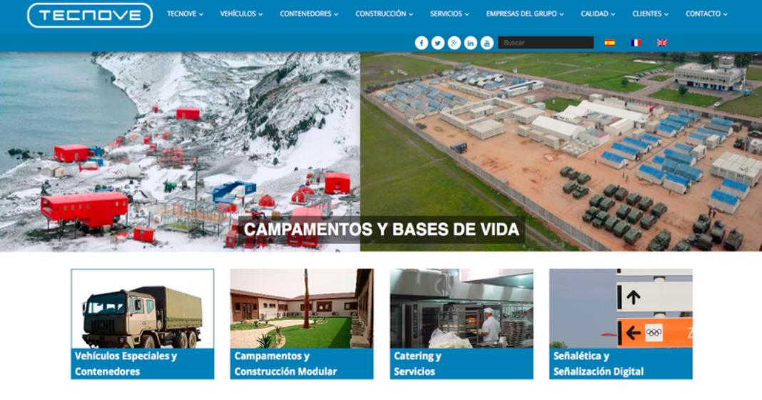 Grupo Tecnove 1068x561 - Tecnove recibirá el premio al mérito empresarial de Castilla-La Mancha