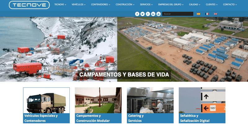 Grupo Tecnove - Tecnove recibirá el premio al mérito empresarial de Castilla-La Mancha
