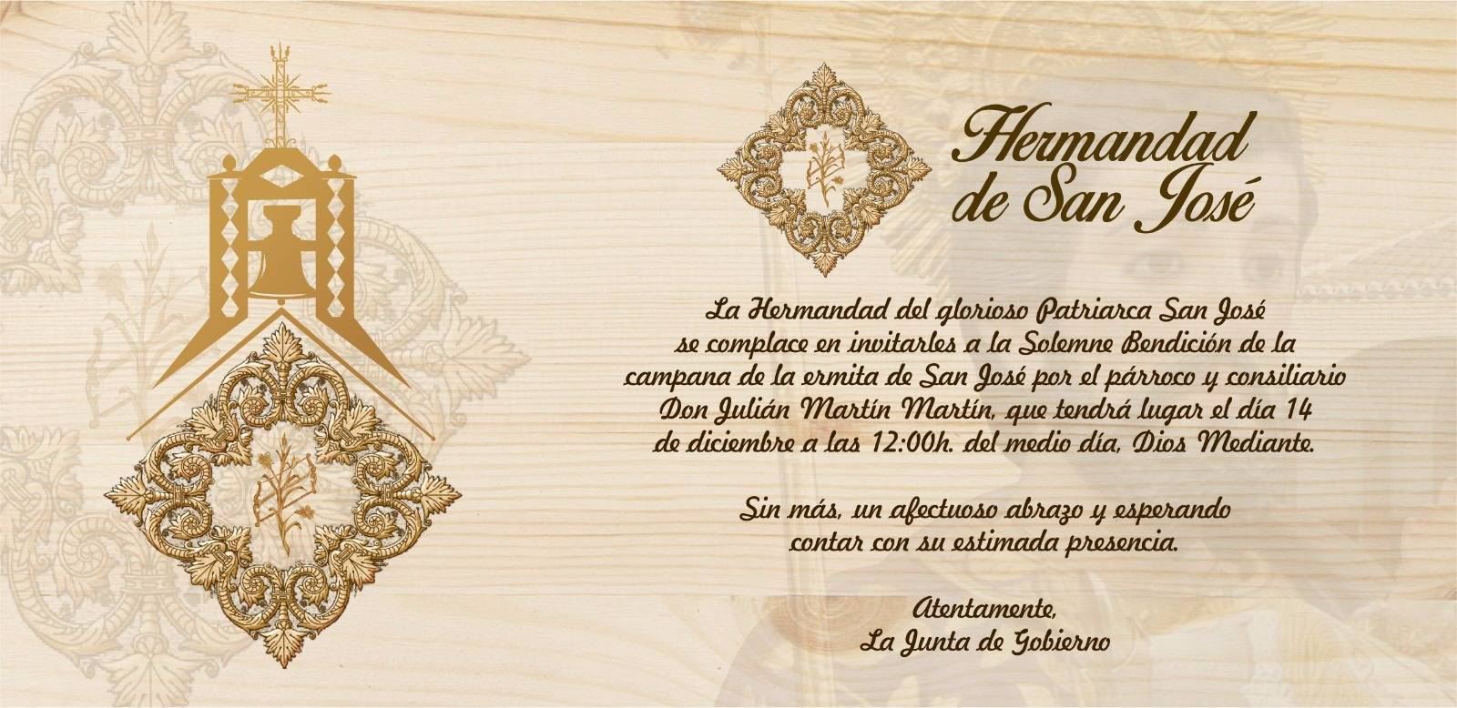 Nueva campana para la ermita de San José 5