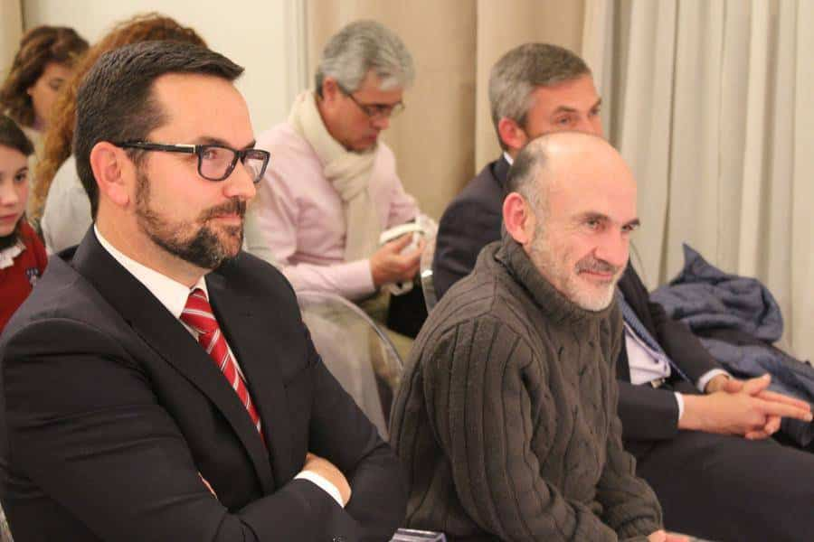 Premio Emilio Gavira 2017 2 - TSD Internacional (Grupo Tecnove) se lleva el premio 'Emilio Gavira'