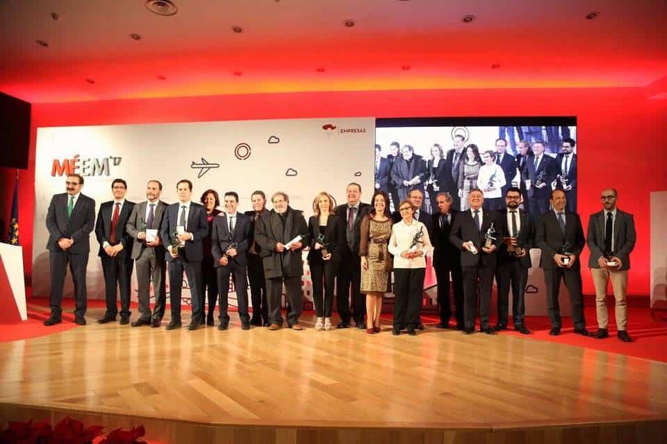 Premio Tecnove 1 2 - El Grupo Tecnove reconocido como Empresa Responsable por el Gobierno regional
