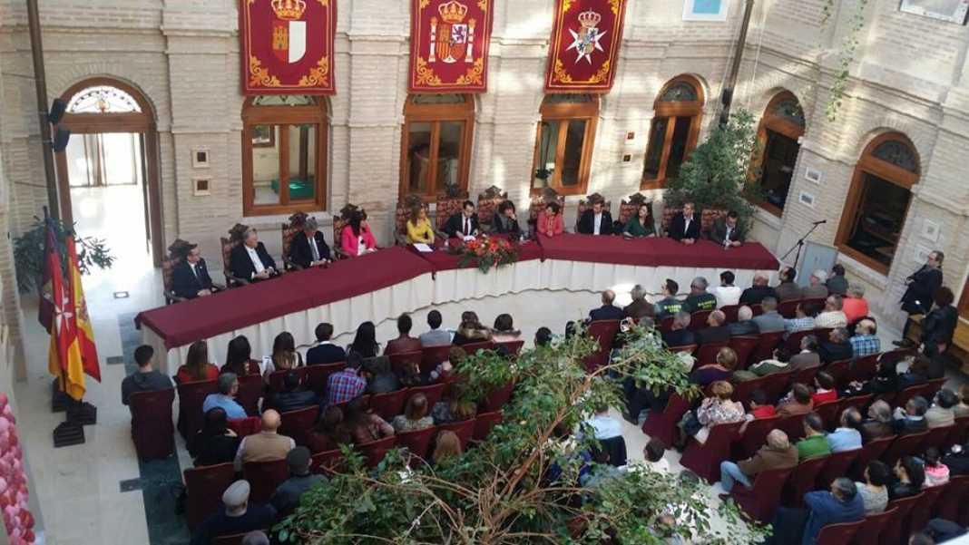 Acto institucional con motivo del día de la Constitución 2