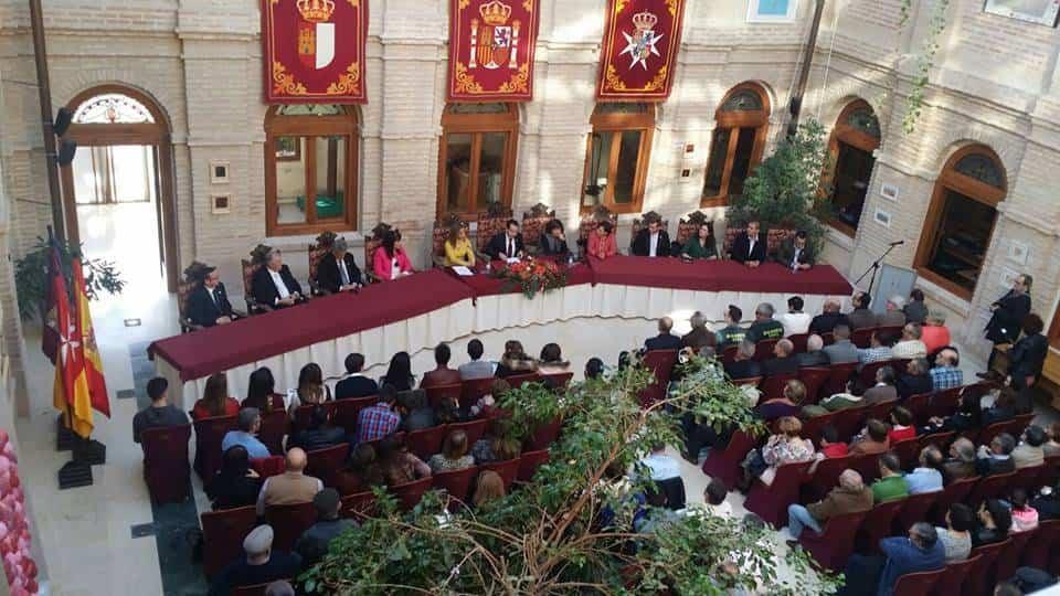 acto dia constitucion 2016 en herencia 4 - Acto institucional con motivo del día de la Constitución