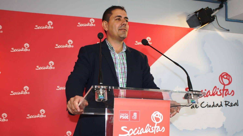 ecretario de Organización del PSOE en la provincia de Ciudad Real, José Manuel Bolaños