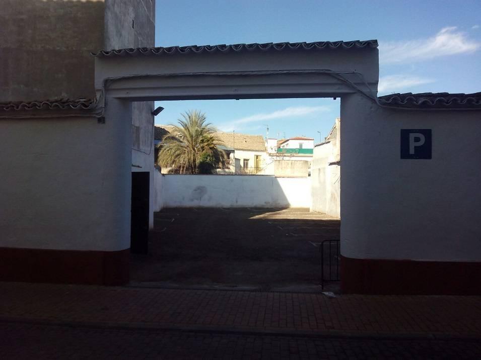 nuevo aparcamiento de la travesia concepion de herencia1 - Abierto el nuevo aparcamiento público de la Travesía Concepción