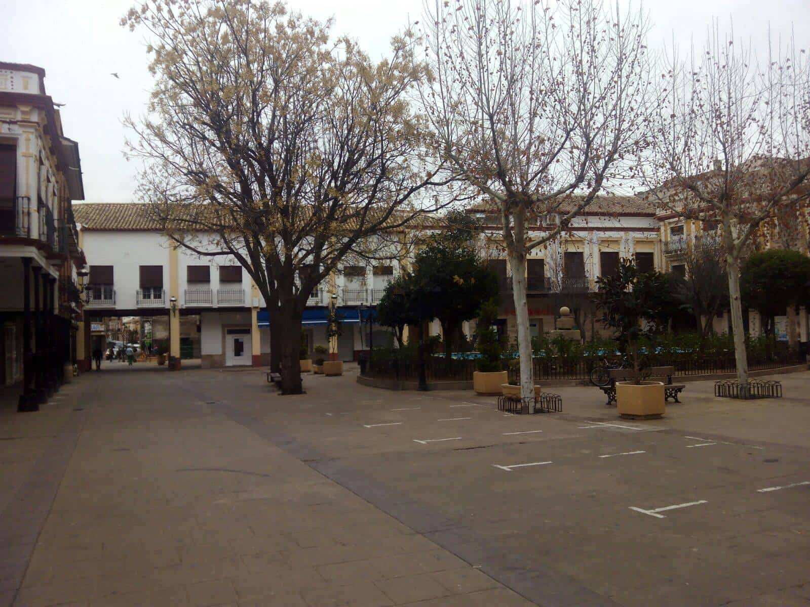 plaza espana herencia - Herencia convoca pleno ordinario para este jueves