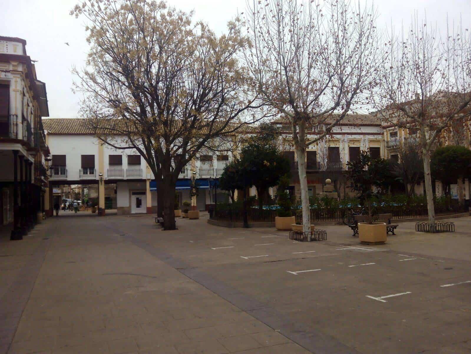 plaza espana herencia - Préstamo de 4 millones para inversiones en del Polígono y reformar la plaza