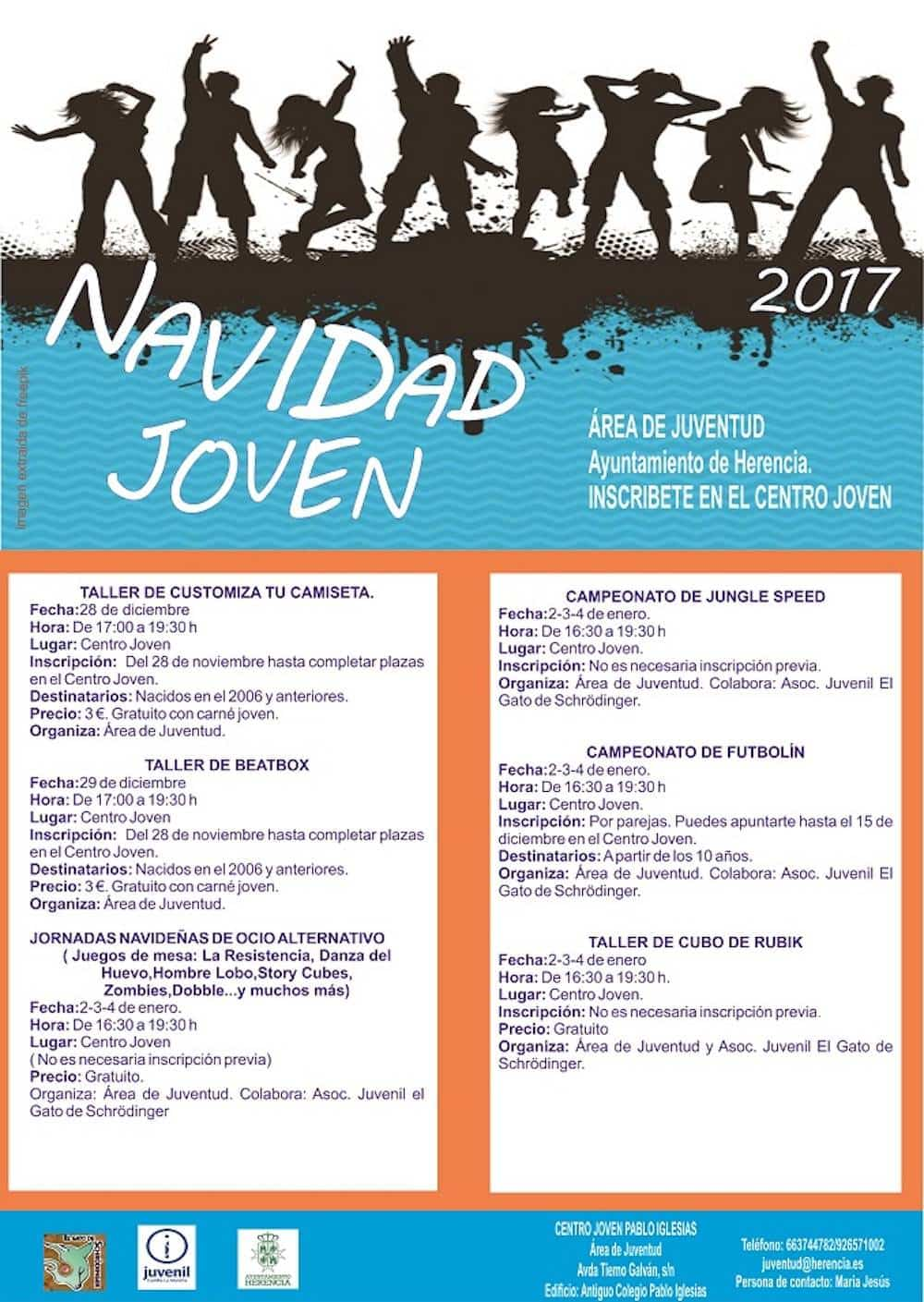 Programa de Navidad 2017