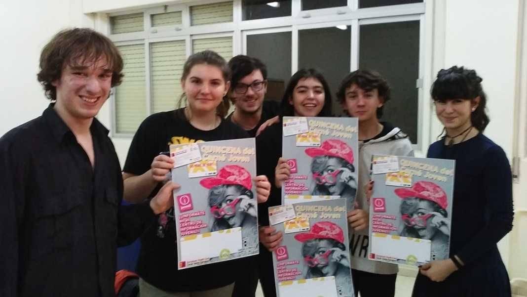 promocion del carne joven europeo 1068x601 - Juventud promociona el carné joven europeo en Herencia