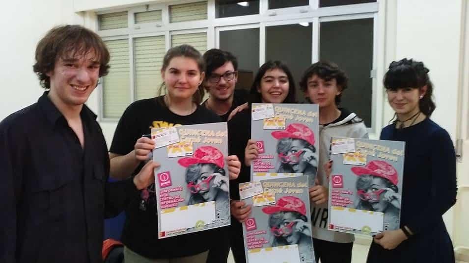 promocion del carne joven europeo - Juventud promociona el carné joven europeo en Herencia