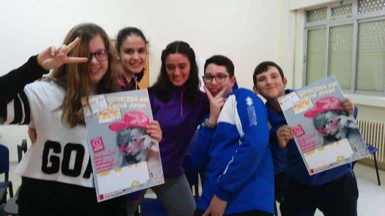 promocion del carne joven europeo1 - Juventud promociona el carné joven europeo en Herencia