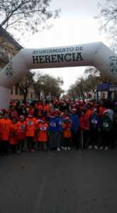 san silvestre 2017 en herencia 11 165x300 - Fotografías de la I San Silvestre en Herencia contra el cáncer