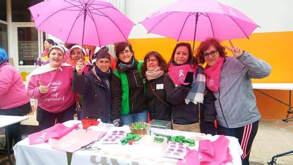 La I San Silvestre herenciana dona los 1900 euros recaudados 3