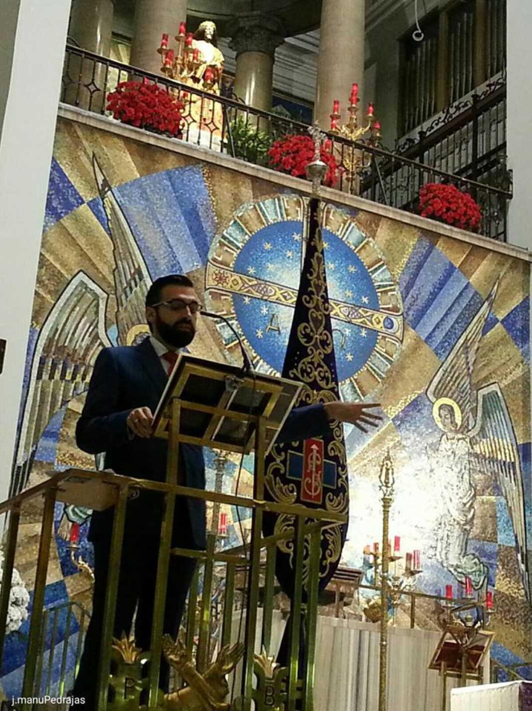 Antonio Martín Viveros pregonero 1068x1426 - Antonio Martín-Viveros será el pregonero de Virgen de la Cabeza de Madrid