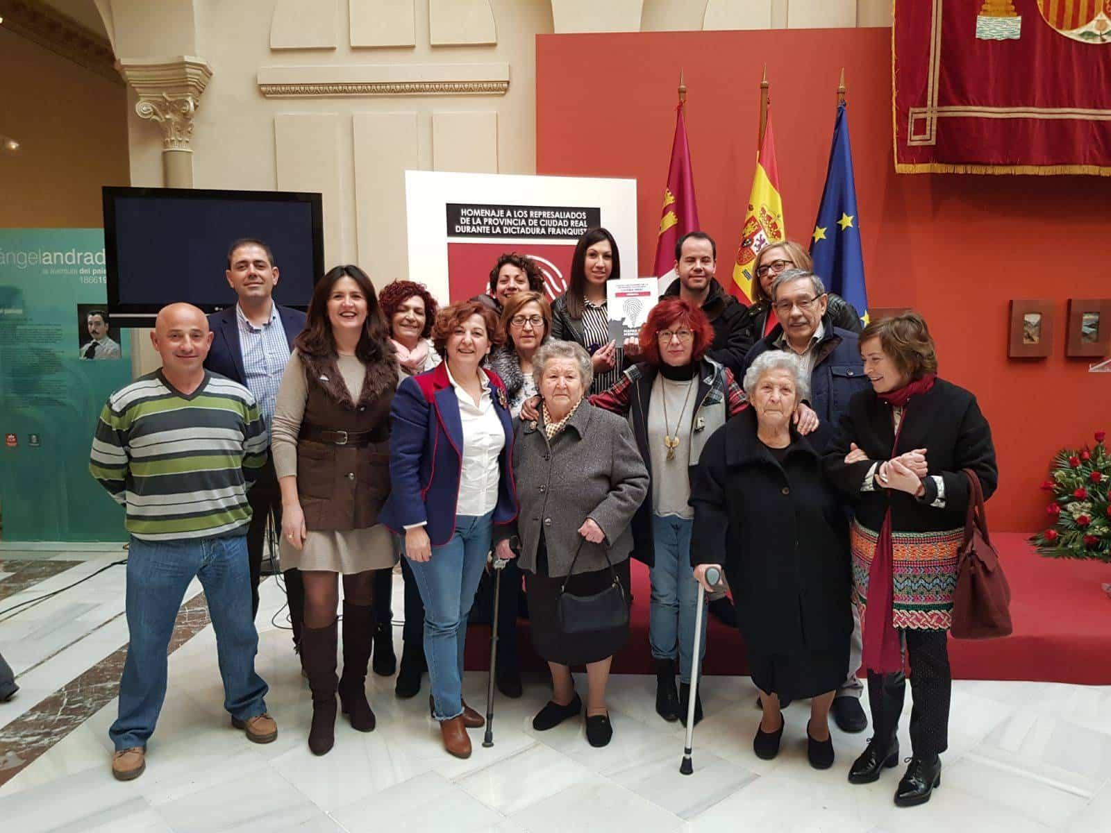 Memoria de los represalidos de la dictadura franquista en Herencia - Mapa de Memoria de los represaliados de la dictadura franquista en Herencia