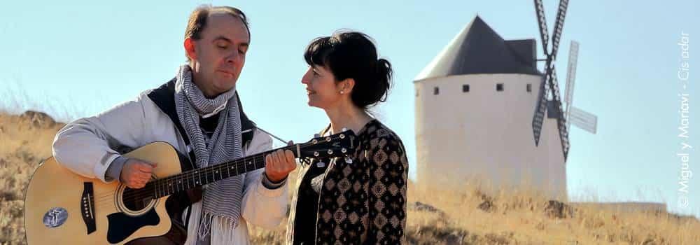 Miguel y Mariavi Cis Adar - Miguel y Mariavi lanzan su nuevo video producido por el argentino Jonatan Narvaez