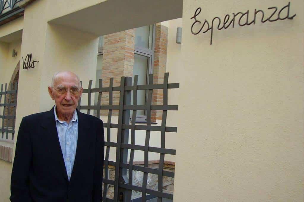 Salvador Rodriguez de Tembleque fundador del telefono de la esperanza - Fallece el herenciano Salvador Rodríguez de Tembleque, fundador del Teléfono de la Esperanza de Málaga