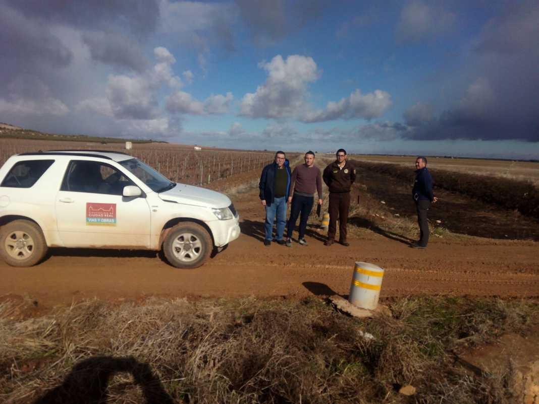 arreglos caminos herencia 1068x802 - Refuezo en el arreglo de nuevos caminos en Herencia