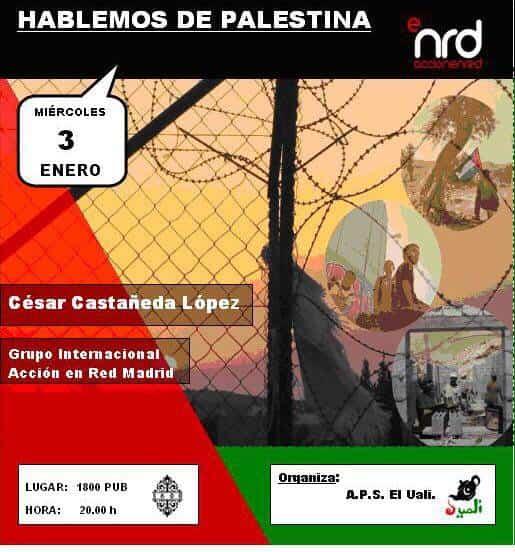 b9ddbe5e bcc1 4c18 8406 df59d47f9818 - Encuentro para conocer la situación de Palestina