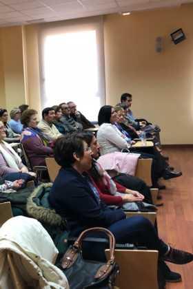 caritasmanchanorte 3 280x420 - Cáritas Herencia participa en el encuentro de voluntarios del arciprestazgo Mancha Norte