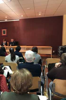 caritasmanchanorte 4 280x420 - Cáritas Herencia participa en el encuentro de voluntarios del arciprestazgo Mancha Norte