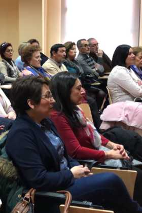 caritasmanchanorte 6 280x420 - Cáritas Herencia participa en el encuentro de voluntarios del arciprestazgo Mancha Norte