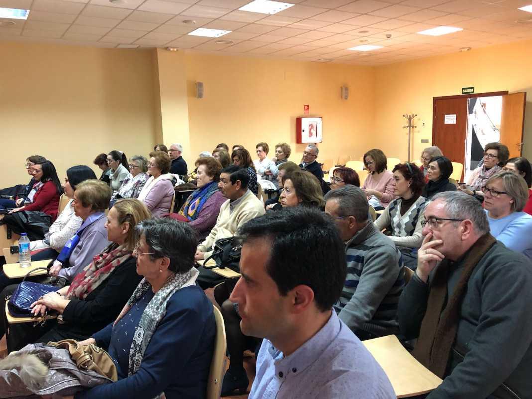 Cáritas Herencia participa en el encuentro de voluntarios del arciprestazgo Mancha Norte 8