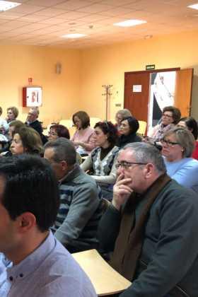 caritasmanchanorte 7 280x420 - Cáritas Herencia participa en el encuentro de voluntarios del arciprestazgo Mancha Norte
