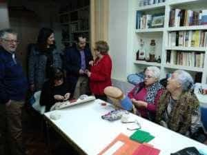 Carnaval de Herencia en la Casa de Castilla-La Mancha en Madrid 9