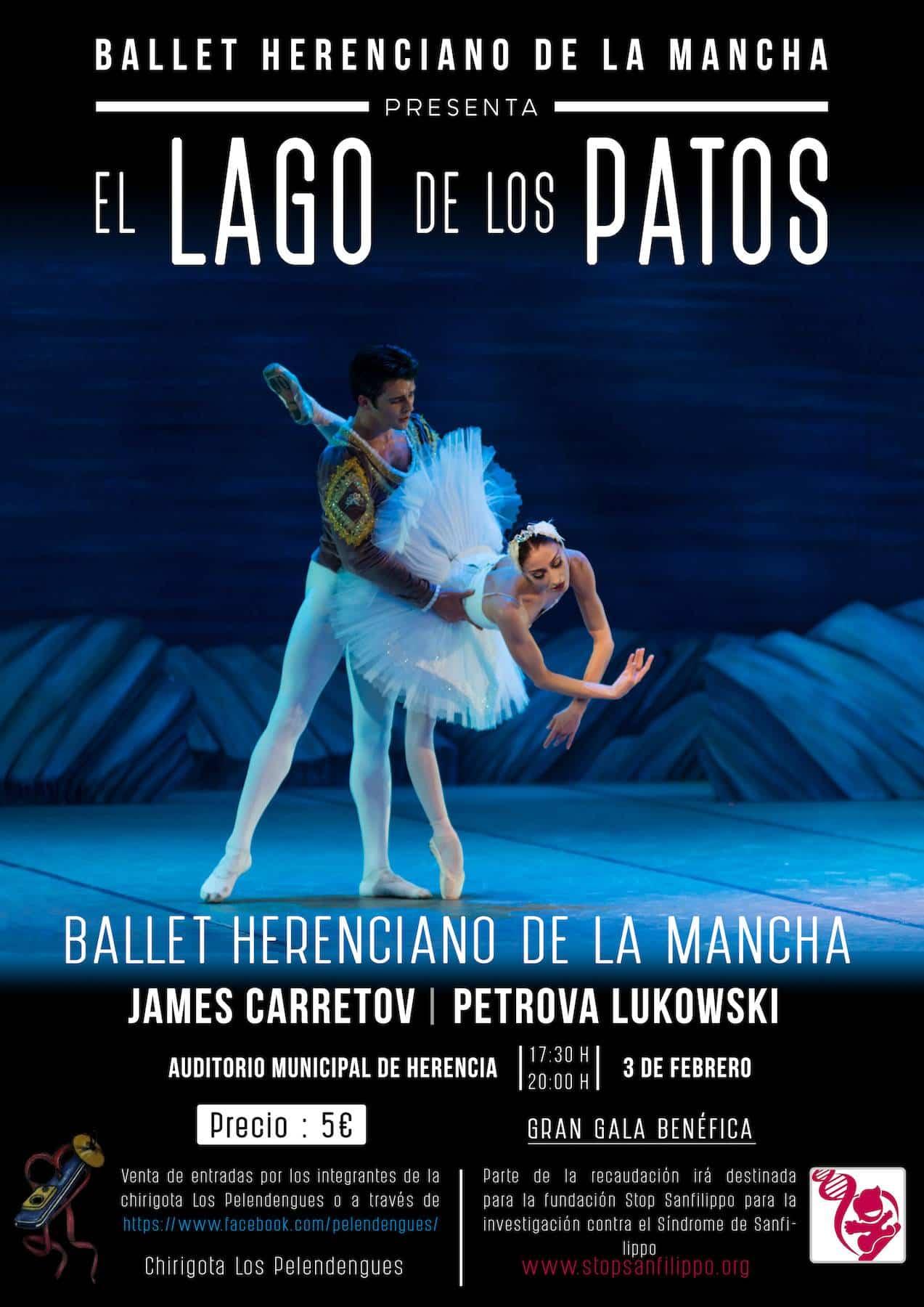 """Los Pelendengues presentarán """"El Lago de los Patos"""" en Carnaval 3"""