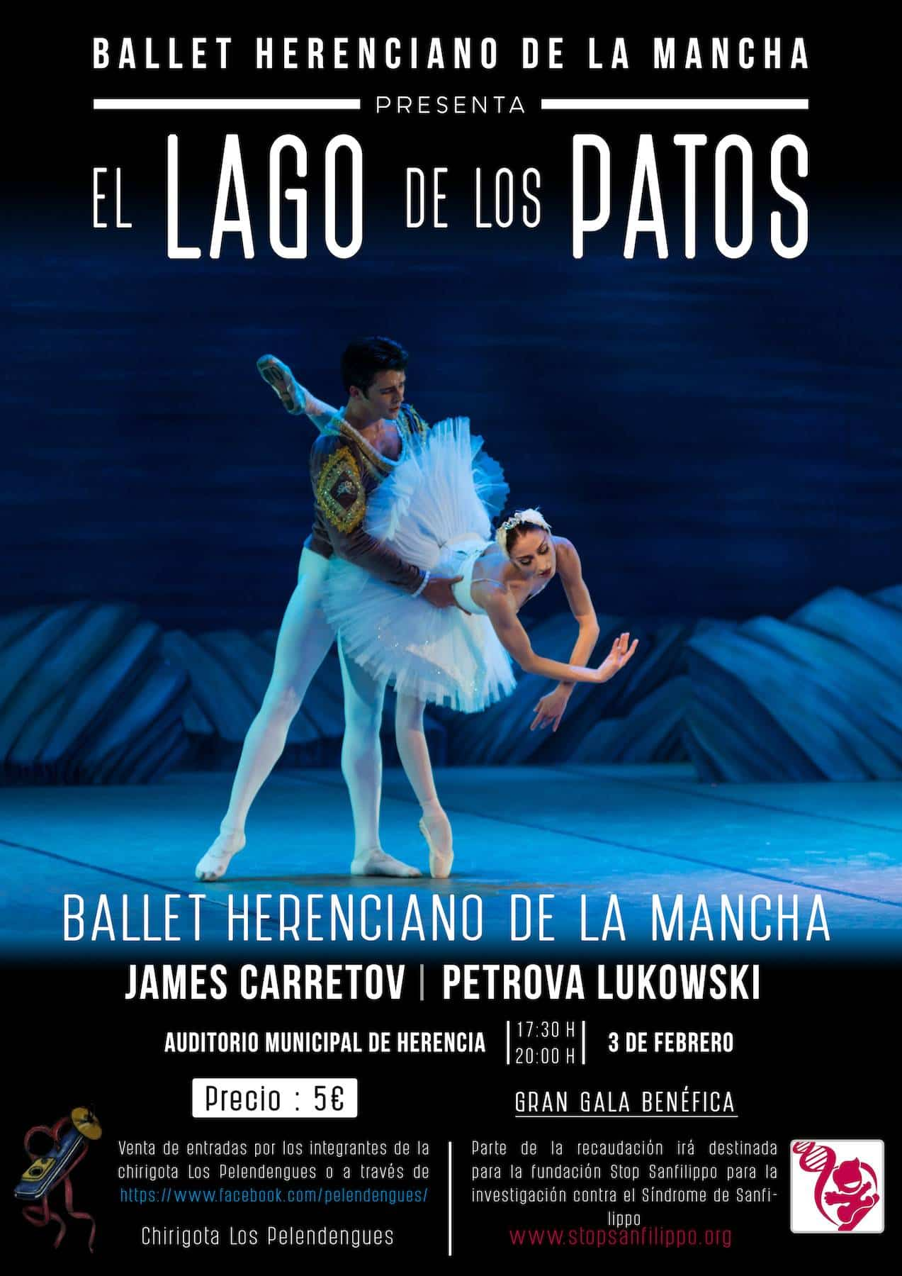 """chirigota pelendenges el lago de los patos - Los Pelendengues presentarán """"El Lago de los Patos"""" en Carnaval"""