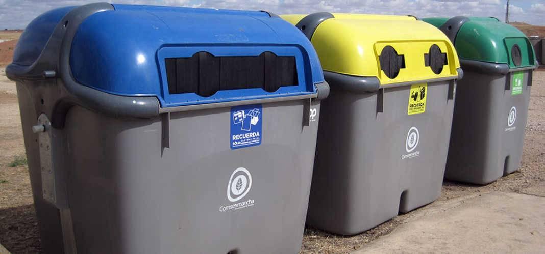 contenedores Comsermancha 1068x499 - Jubilados y pensionistas de Herencia ya pueden solicitar la reducción en la tasa de basuras
