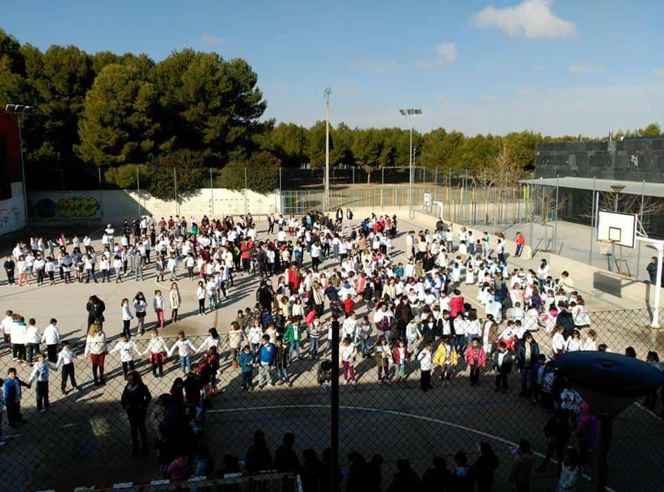 dia escola paz 2018 carrasco alcalde 1 - Día Escolar de la Paz 2018 en CEIP Carrasco Alcalde