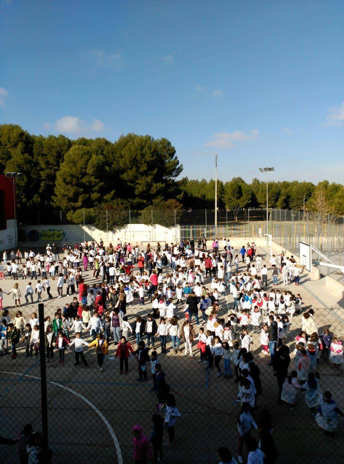dia escola paz 2018 carrasco alcalde 3 - Día Escolar de la Paz 2018 en CEIP Carrasco Alcalde