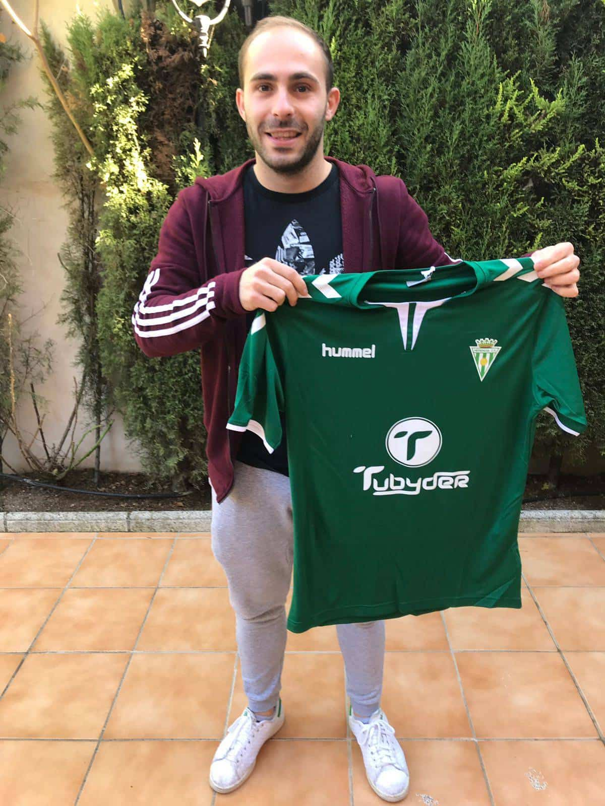 Eduardo Corrales jugará en Futbol Herencia