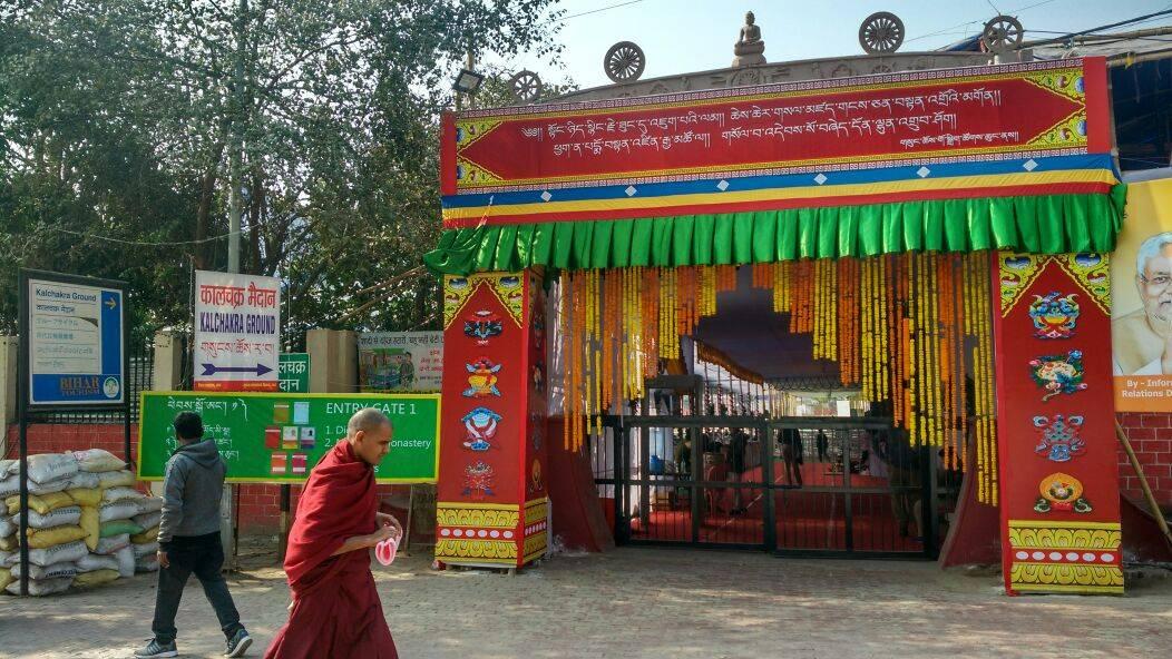 elias Escribano Perle por el mundo y su movido comienzo de año5 - Perlé y su movidito Año Nuevo: del Dalai Lama, de un robo y de otras inolvidables historias