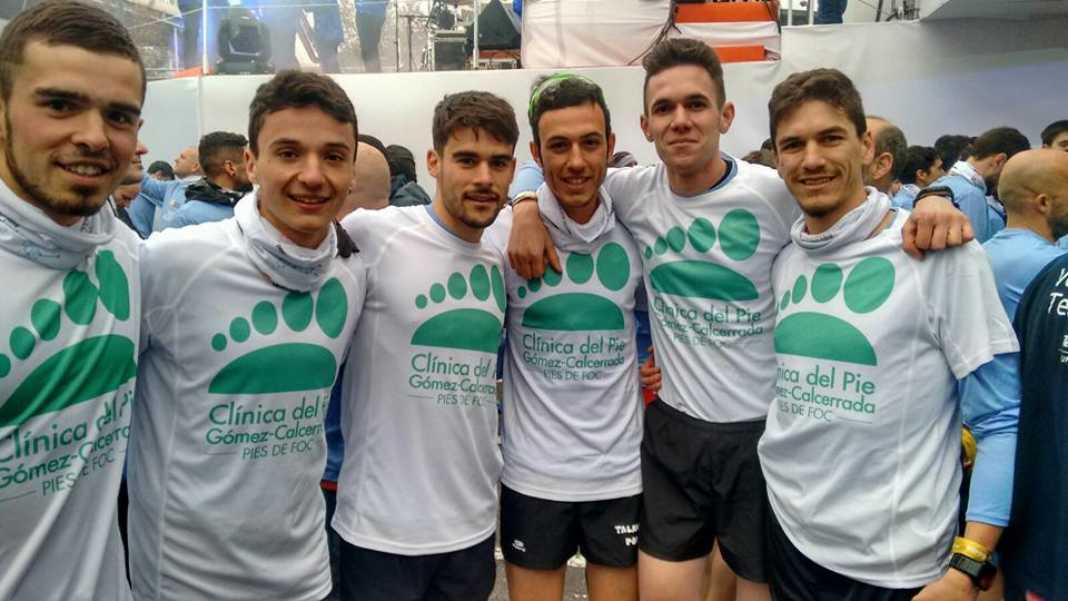 Herecianos ganan la San Silvestre Vallecana por equipos U25 7