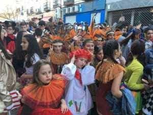 grupos responsable dinamizacion carnaval herencia 3 300x225 - Fotografías de grupos de animación del Carnaval