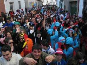 grupos responsable dinamizacion carnaval herencia 5 300x225 - Fotografías de grupos de animación del Carnaval