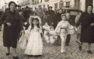 Las Jinetas, símbolo fundamental del Carnaval de Herencia 2