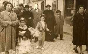 Las Jinetas, símbolo fundamental del Carnaval de Herencia 9