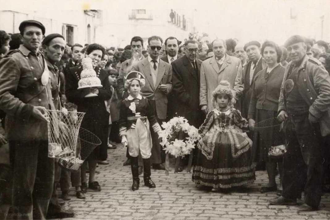 Las Jinetas, símbolo fundamental del Carnaval de Herencia 11