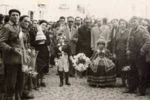 Las Jinetas, símbolo fundamental del Carnaval de Herencia 1